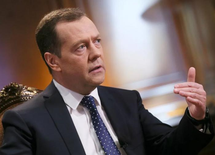 Dmitry Medvedev says everything what Russia thinks about Ukraine